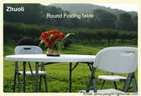 Light convinient folding picnic ta ble and chairs folding laptop table with full service