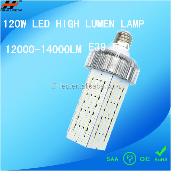 Aluminum Alloy Lamp Body Material 360 degree led corn bulb