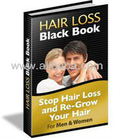 Hair Loss Black Book Secrets