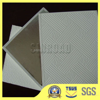 Construction Decorative All Kinds of Gypsum Board
