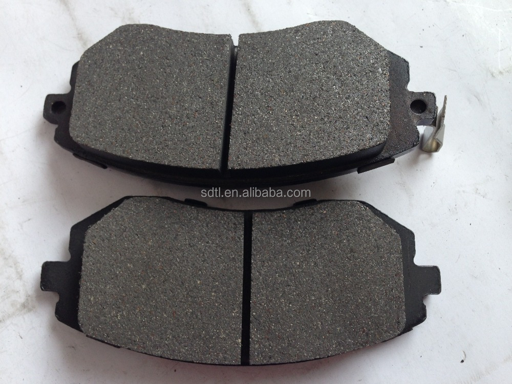 car break pads OEM:425218 D1213 for 307 Peugeot genuine spare parts