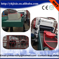 Hot selling and low cost wood pallet crusher for sawdust