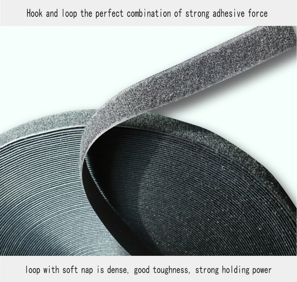 Colorful Electrical Tape China Supplier Colorful: Colored Hook Loop Fastener Tape High Quality With Great
