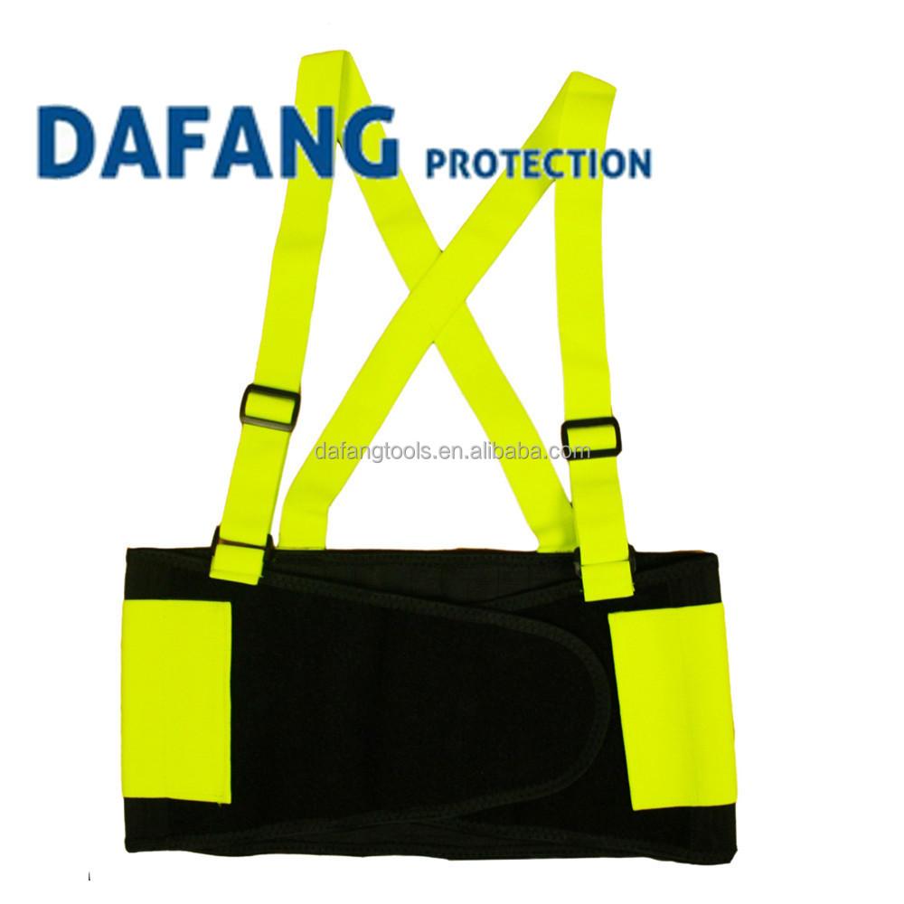 Lourds de levage sécurité retour ceinture de soutien