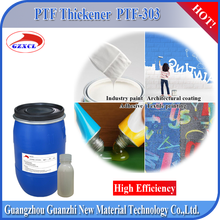 PTF-303 waterbased PTF liquid thickener for screen printing