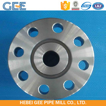 stainless steel slip ring flanges