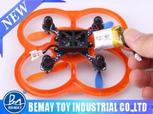 2.4G Remote control drone 6-Axis Gyro Hand Throwing Mini RC UFO Quadcopter FPV With Light Nano drone