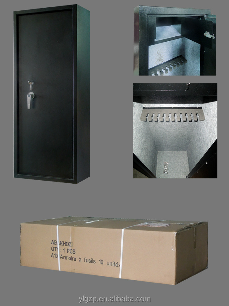science and technology leading fashion hot sale and custom rescue gun safe custom rescue gun safe