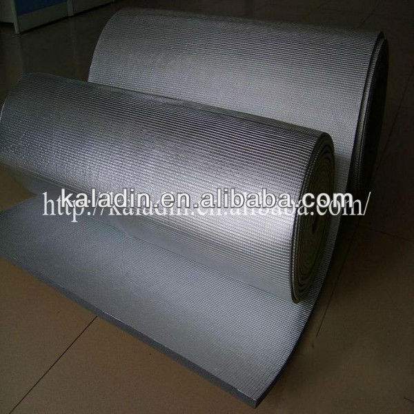 XPE board with heat insulation for building material