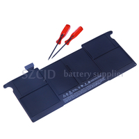 "High Quality New Genuine Laptop A1495 Battery for 6 Cells Apple air MacBook Air 11"" A406"