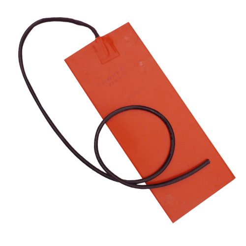 Silicone heating shape customized for tissue coaster