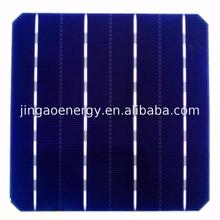 High quality long duration time environmental protection monocrystalline black frame and sheet solar panel