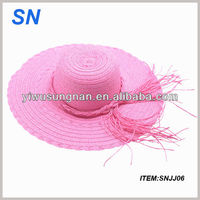 cheap custom wholesale fashion floppy beach chinese hat