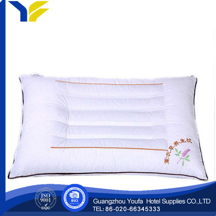 oblong china manufacturer standard size natural latex horseshoe pillow