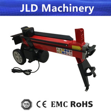 6 ton electric hydraulic log splitter with CE EMC RoHS approved