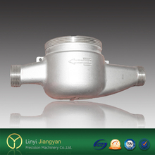 stainless steel casting water meter body for Japan\Korea
