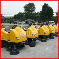 small type road sweeper for cleaning/cleaning machine