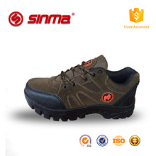 High quality men fashion hiking shoes waterproof