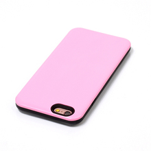 OEM Color frame acrylic China brand soft phone shell case