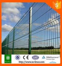 Hot sale wire mesh fence Heavy gauge pvc coated welded wire mesh