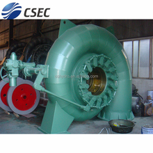 Good Quality Francis Water Powered Generator Sets / Mini Francis Turbine