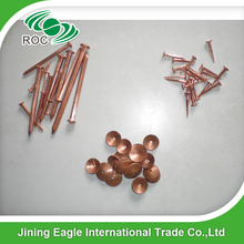 rose head copper boat nail