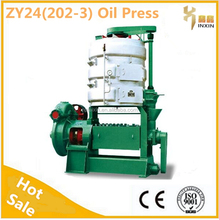 Latest Agricultural Machine Rubber Processing Plant Electric Seeds Edible Seeds Screw Cold Oil Press