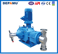 API Approval Plunger Pump DPMZA Used