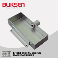 Customize processing new sheet metal parts products