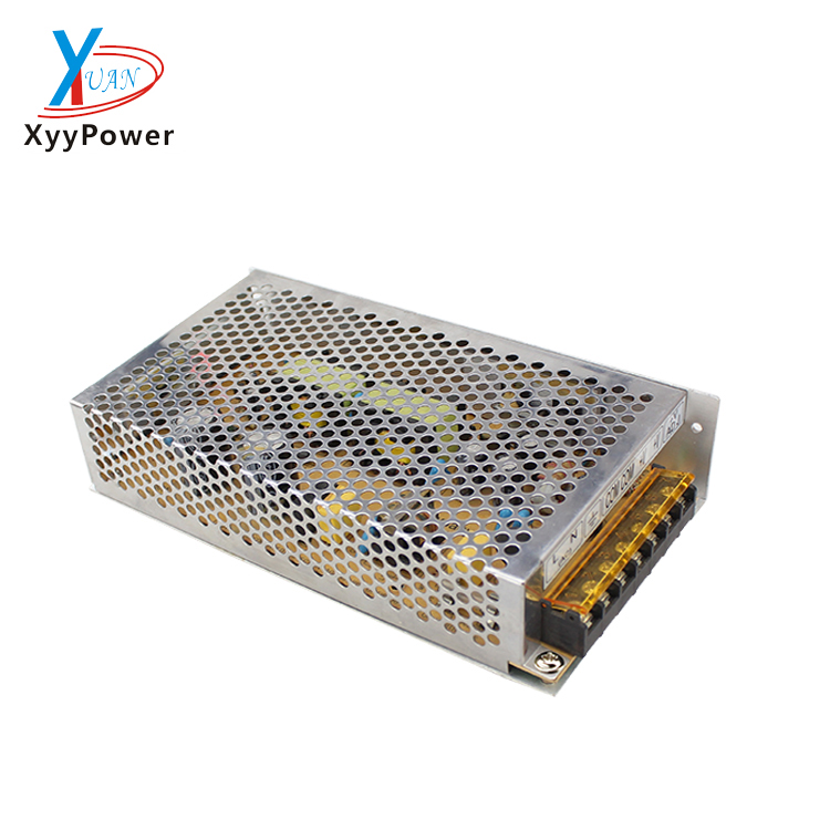 led strobe controller outdoor mobil led display screen 5v 3a /24v 4a dual output power supply