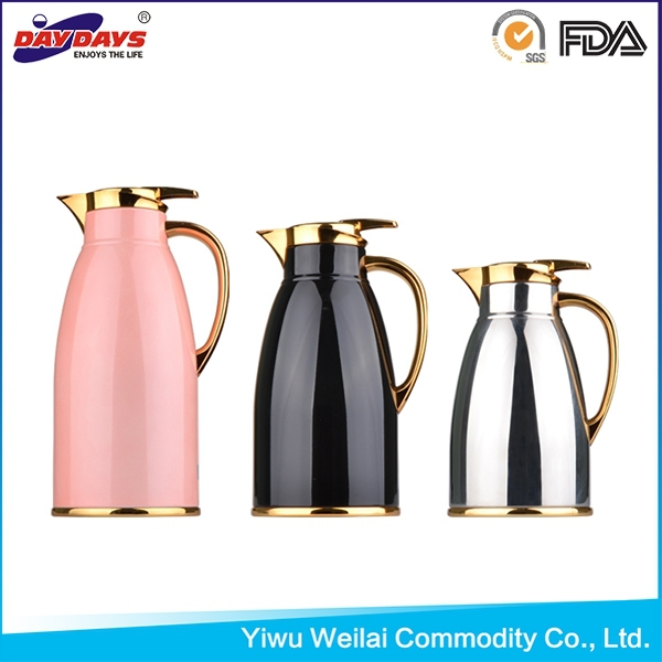China Wholesale High Quality Thermos Arabian Coffee Pot.1.0/1.3/1.6/1.9L