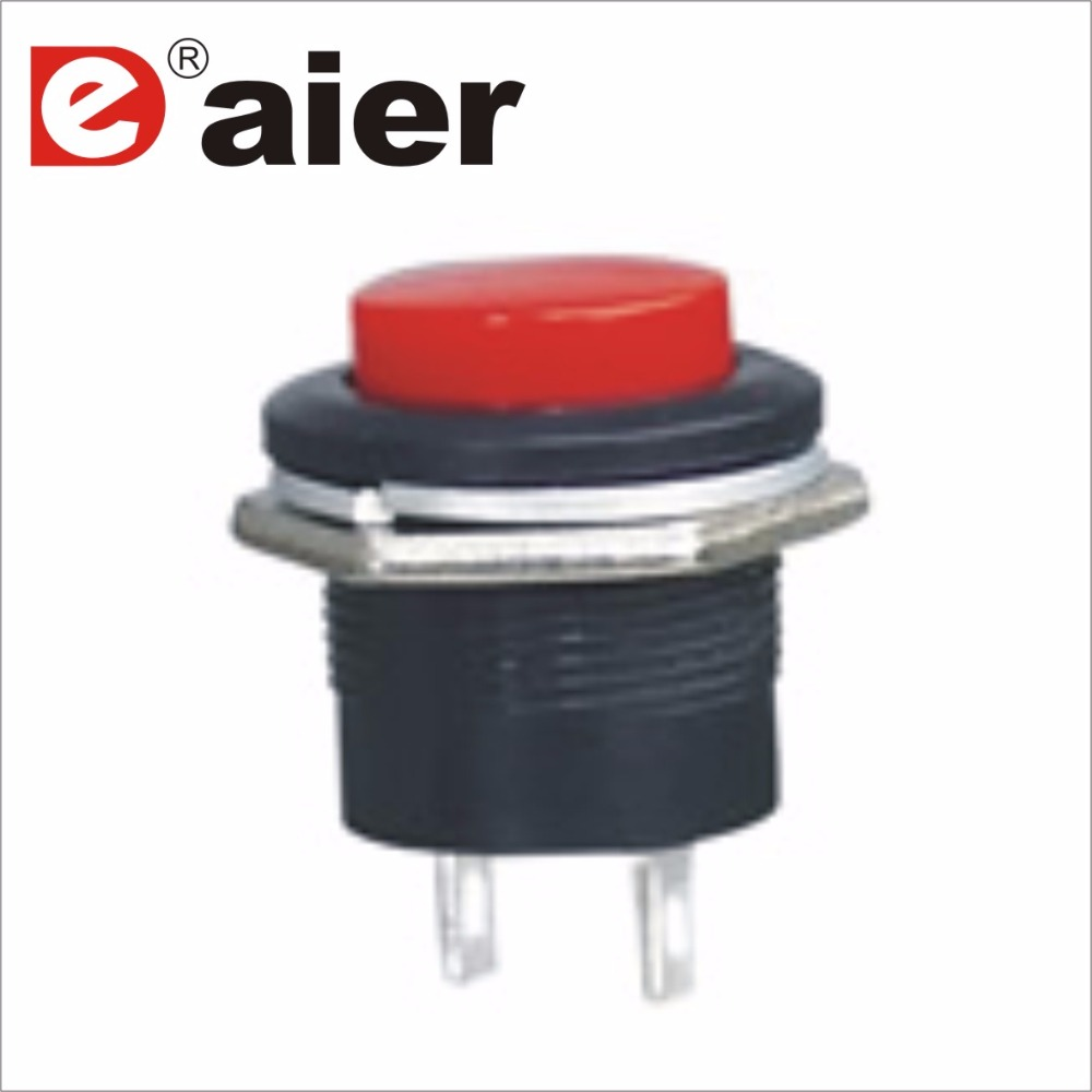 16mm 2P SPST <strong>R13</strong> 507 Push Button Switch Momentary Switch
