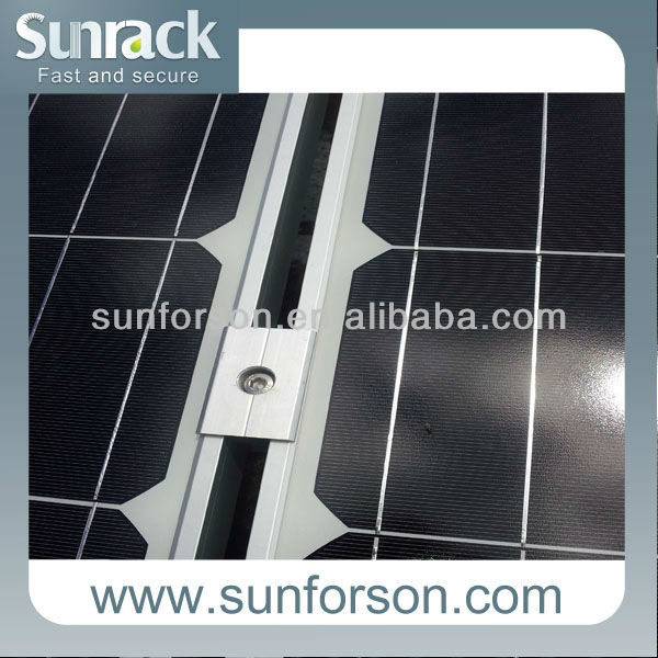 panel lock solar mid clamp