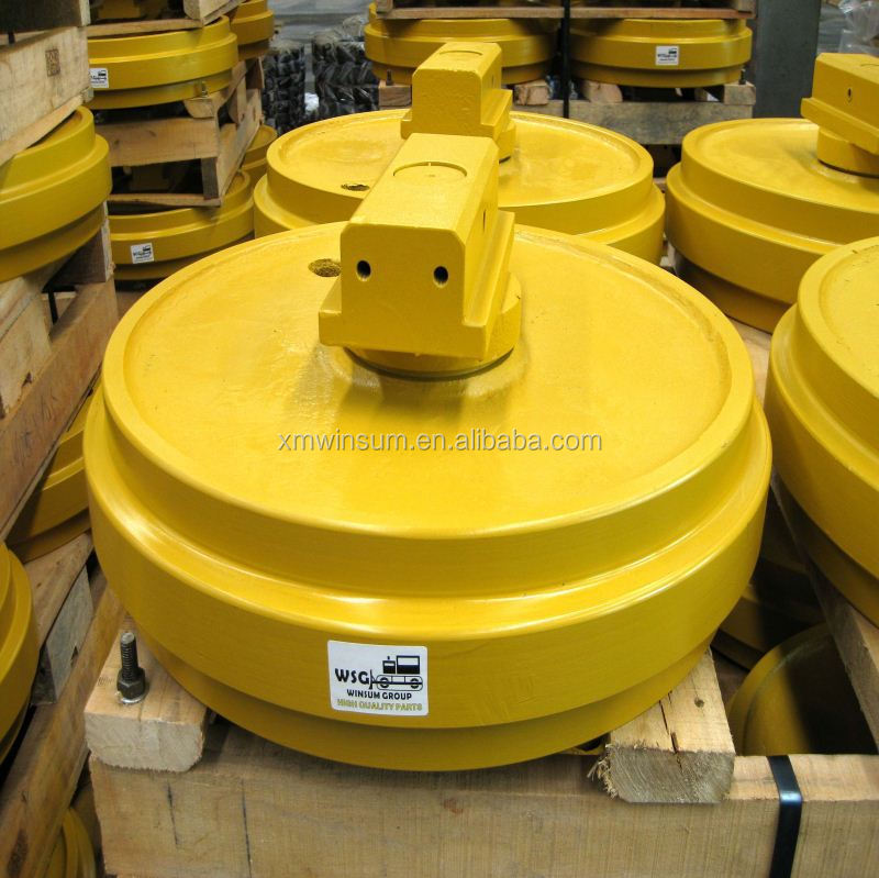 High Quality OEM Undercarriage Parts,Guide Wheel,Front Idler for Bulldozer/Excavator made in China with High Quality