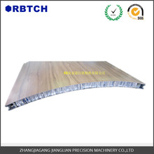 china construction material aluminum honeycomb core sandwich panel