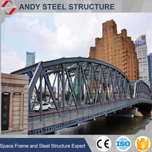 High Strength Steel Bridge bailey bridge portable steel bridge
