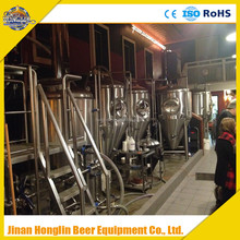 three vessel and three vessel tybe brewhouse beer brewing equipment brewery equipment fermenter brew equipment