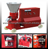 EURO Standard Biofuel pellet production equipment flat die wood pellet mill