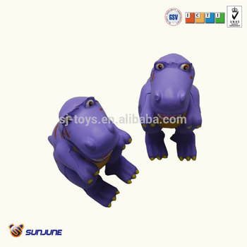 promotional pu foam dragon anti stress toy