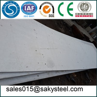 304/304L metal plates brushed stainless steel sheet cut to size