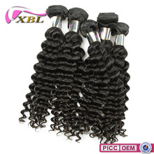 XBL Natural Hair Extension,100% Indian Remy Human Hair,Indian Human Hair Sew In Weave