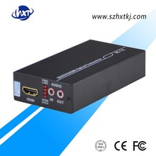 Mini Digital to Coaxial Analog Audio Converter With 3.5mm Jack Optical Fiber to Converter