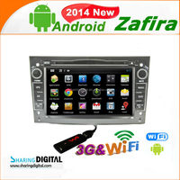 Sharing Digital OPA-703GDA DVD NAVIGATION for Opel Zafira dvd radio with Android car radio player