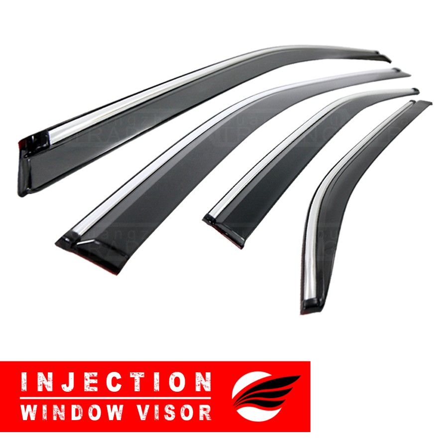 Auto Sun Visor Accessories For honda civic 12-15 Injection Window Rain Visor Auto Accessories