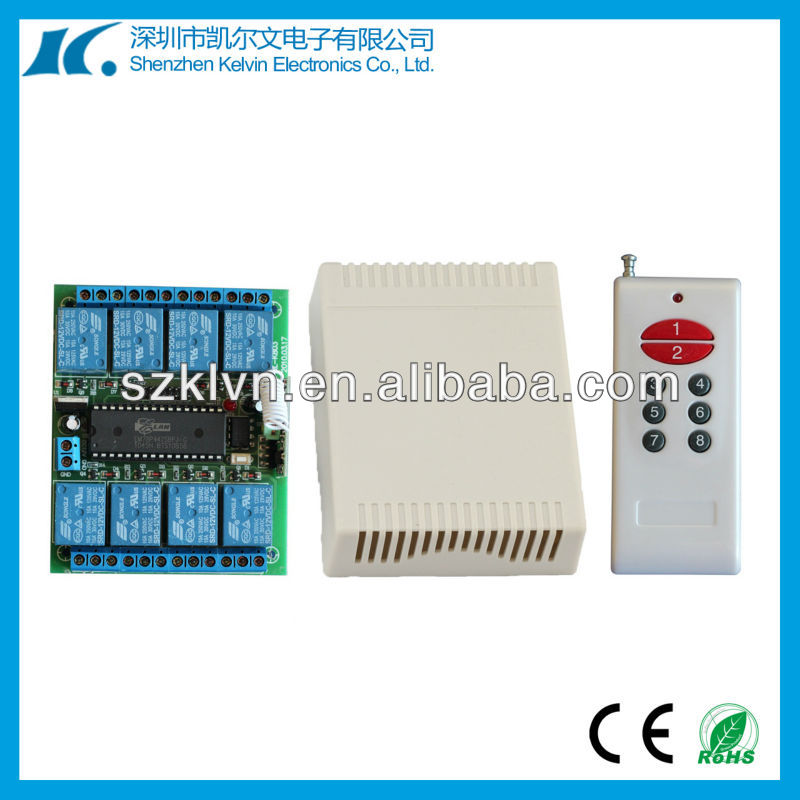 momentary wireless remote control relay switch KL-K803