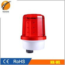 yellow rotary traffic safety road safety led warning lights