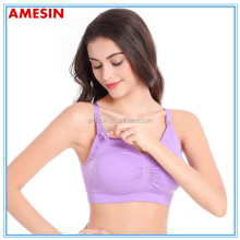 Brand New AmeSin Breastfeeding Clothes Natural Breast Bra Wholesale