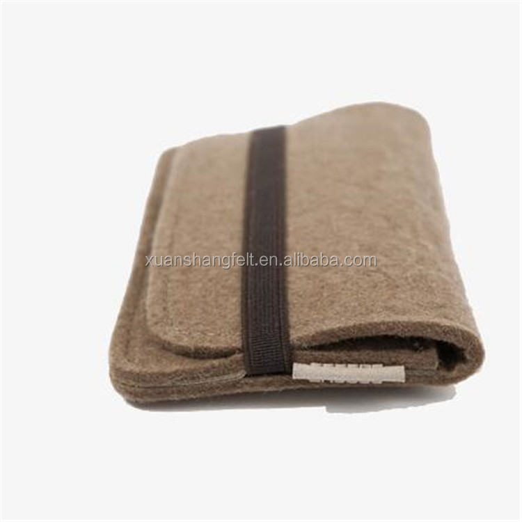 Alibaba wholesale luxury felt Cell Phone Cover For iPhone 6s/7