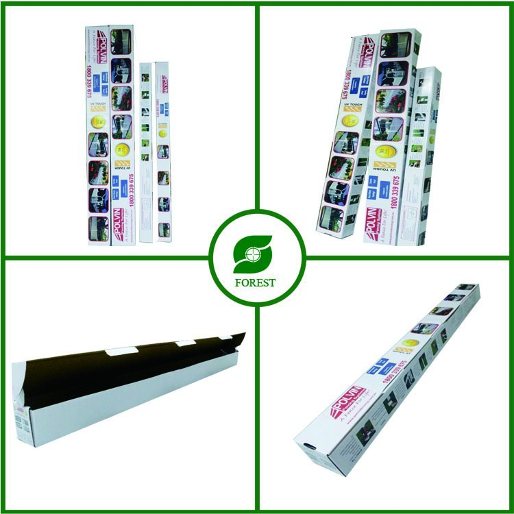LONG PAPER BOX FOR LED TUBE AND GOLF CLUB CORRUGATED BOX