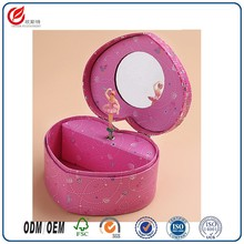 alibaba china paper music box / jewelry box